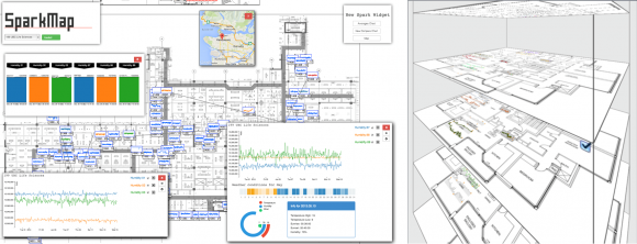 Visual Analytics of Structural Health Monitoring Data