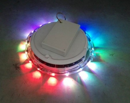 The Roomba Mood Ring: An Ambient-Display Robot (2012)