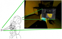 Interactive Detail-in-Context Using Two Pan-and-Tilt Cameras in Teleoperation (2017)