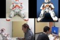 Would you feel sorry for a simulated robot? Study shows people empathize more with the real thing