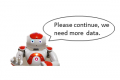 Please Continue, We Need More Data: An Exploration of Obedience to Robots