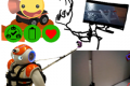 Novel Egocentric Robot Teleoperation Interfaces for Search and Rescue (2021)